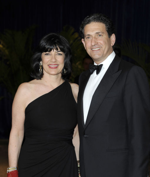 CNN Host Christiane Amanpour & Husband Jamie Rubin Split