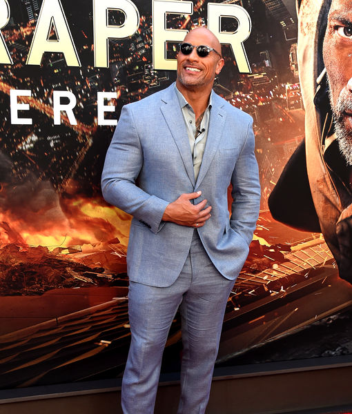 Dwayne 'The Rock' Johnson Gushes Over His Daughters: 'I Have a House Full of Bad-Ass Women'
