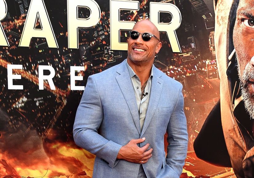 Dwayne 'The Rock' Johnson on His 'House Full of Bad-Ass Women'
