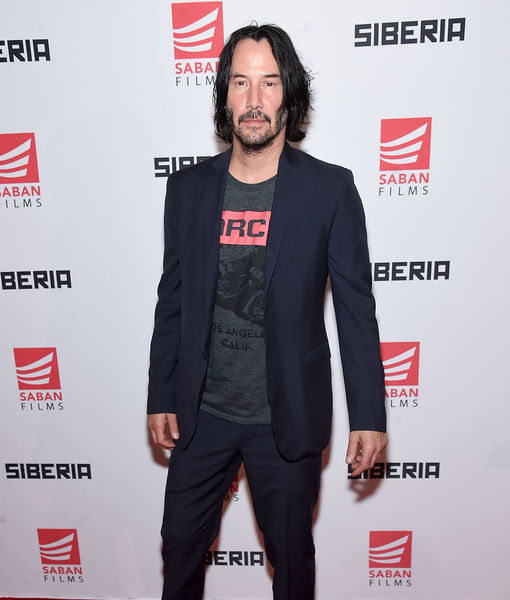 Keanu Reeves Dishes on 'Bill & Ted 3'