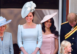 Rumor Bust! Kate Middleton & Meghan Markle Not Pregnant and Due…