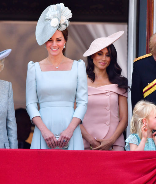 Rumor Bust! Kate Middleton & Meghan Markle Not Pregnant and Due the Same Day