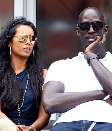 NBA Great Kevin Garnett & Brandi Padilla Split