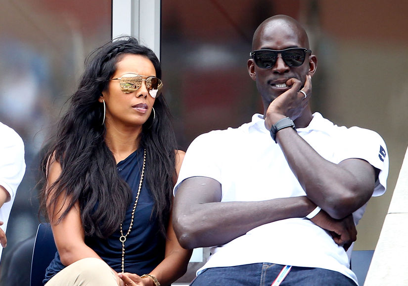NBA Great Kevin Garnett & Brandi Padilla Split