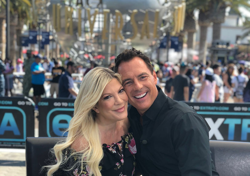 Tori Spelling Gives Update on Her Kids