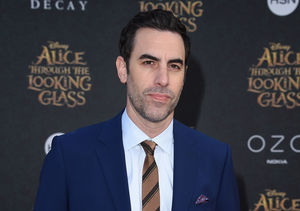 No More Dad Bod! Sacha Baron Cohen Is Now Completely Ripped