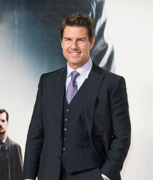 Tom Cruise Reveals How He Likes to Unwind