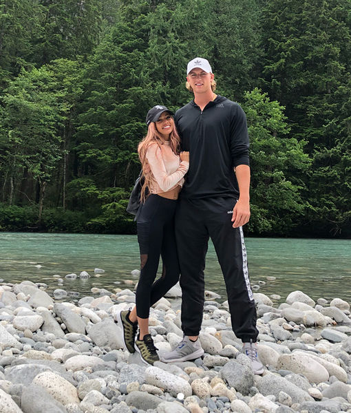 'Riverdale' Star Vanessa Morgan & Baseball Player Michael Kopech Engaged