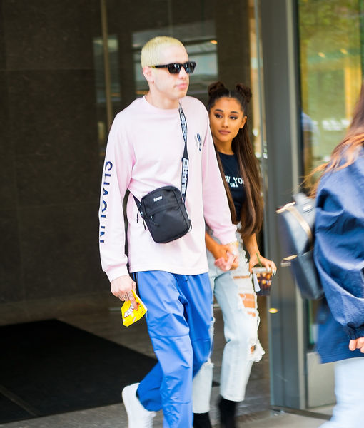 Ariana Grande Just Got the Perfect Tattoo to Honor Pete Davidson