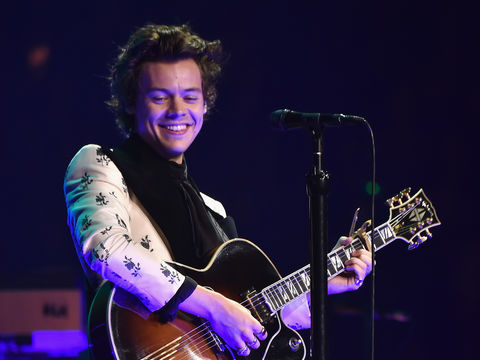 Harry Styles at Final Tour Stop: 'We're All a Little Bit Gay'
