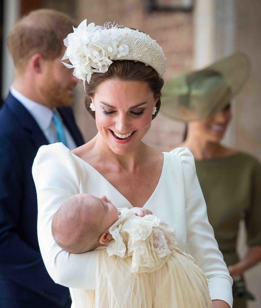 Prince Louis' Christening Album — 4 Amazing Pics!