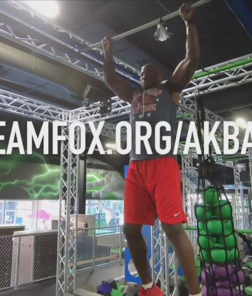 Join 'American Ninja Warrior' Host Akbar Gbaja-Biamila for 'Parkour 4…