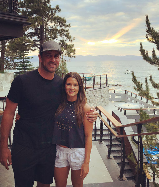 Danica Patrick Dishes on Her BF Aaron Rodgers