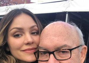Katharine McPhee's Father Dies