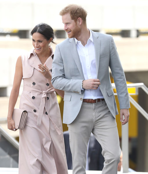 Rumor Bust! Prince Harry & Meghan Markle Not Adopting A