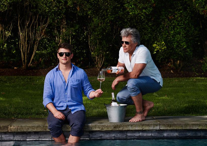 Jon Bon Jovi & Son Jesse Are Giving Us Serious #SummerGoals