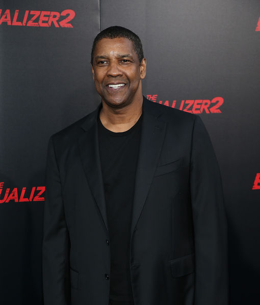 Denzel Washington Gets Real About His Ridesharing Experience