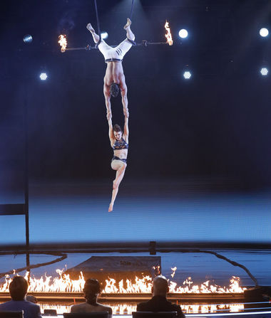 Horrifying! 'America's Got Talent' Trapeze Act Goes Terribly…