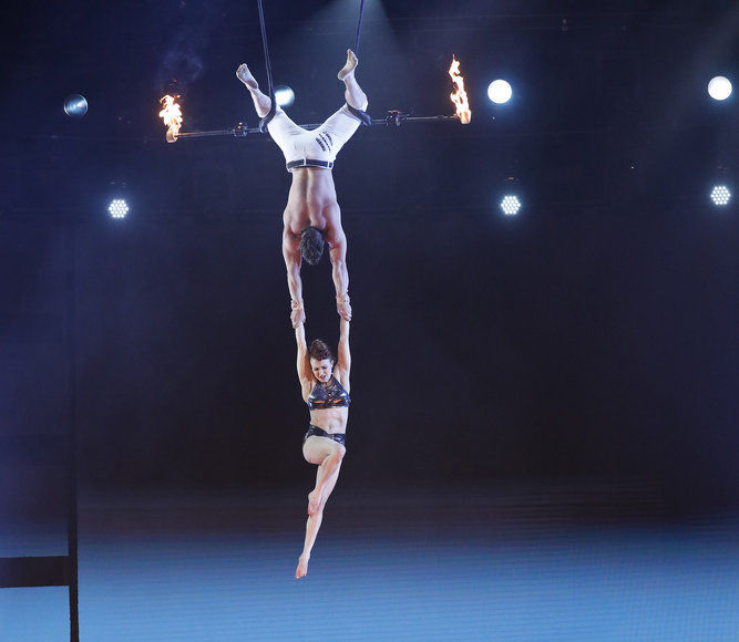 Horrifying! 'America's Got Talent' Trapeze Act Goes Terribly Wrong
