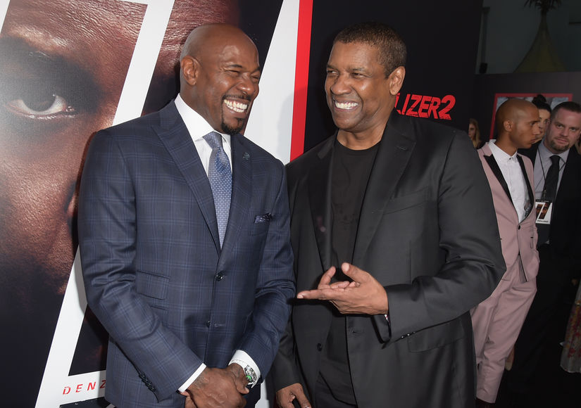 Why Antoine Fuqua & Denzel Washington Make a Winning Team