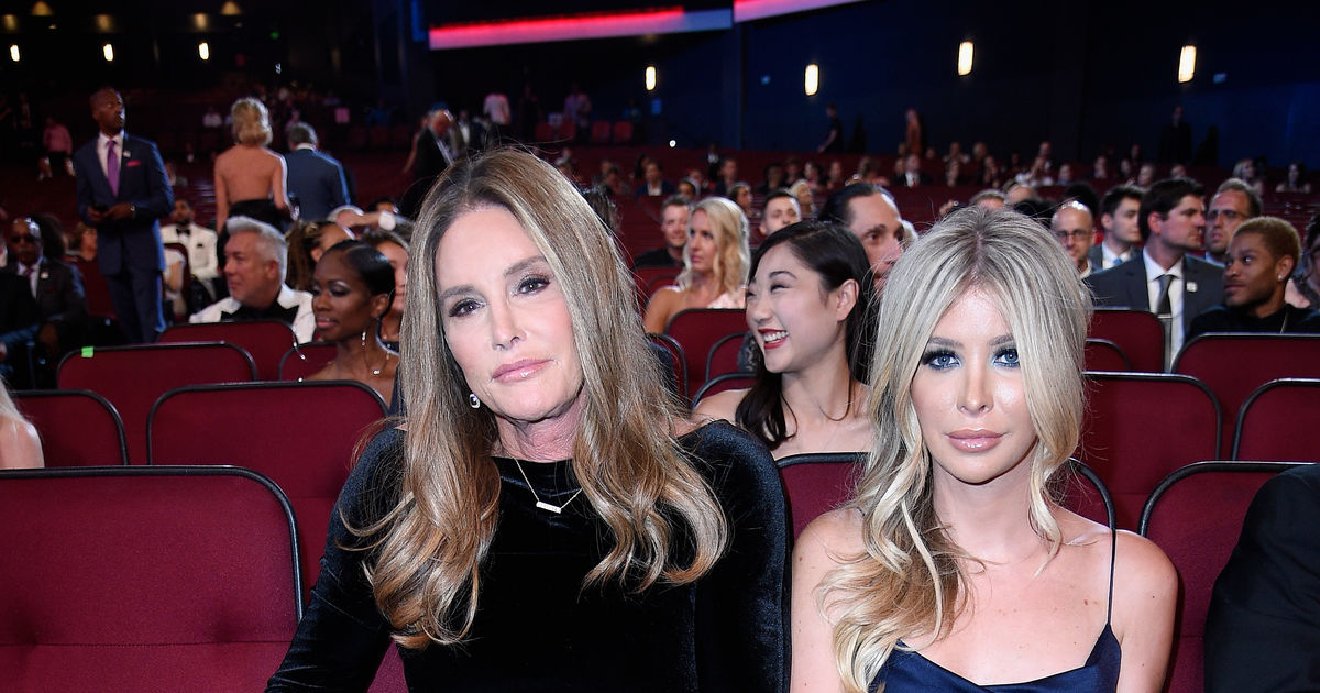 Caitlyn Jenner Attends Espy Awards With Rumored Gf Sophia