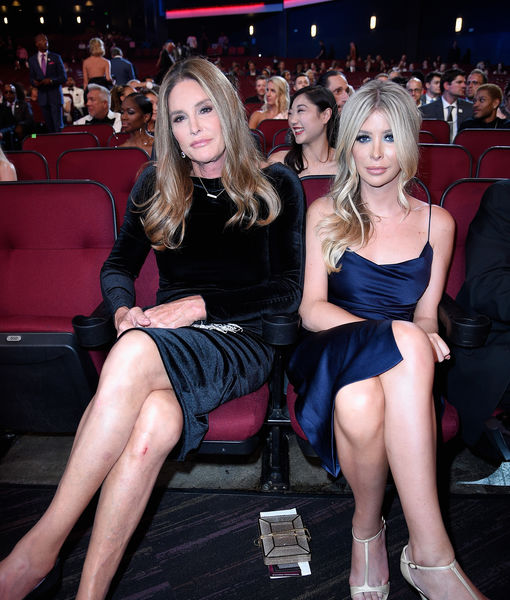 Caitlyn Jenner Attends ESPY Awards with Rumored GF Sophia Hutchins
