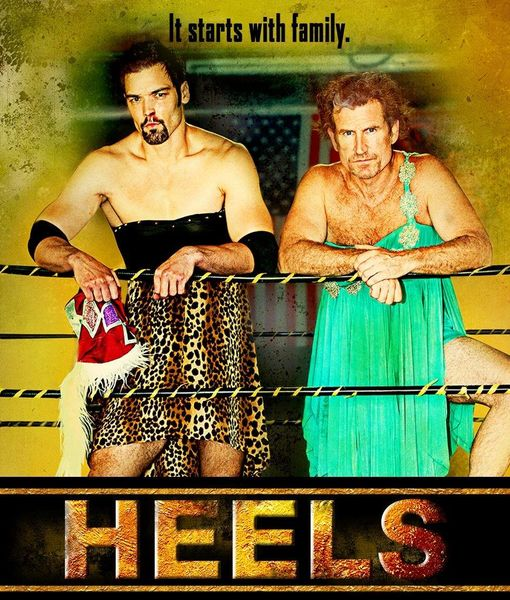 Sibling Rivalry? Watch a Trailer for 'Heels'