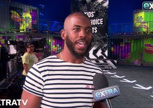 Kids' Sports Choice Awards Host Chris Paul Gets Real About Slime