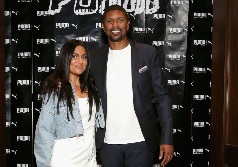 Secret Wedding! ESPN's Jalen Rose & Molly Qerim Are Married