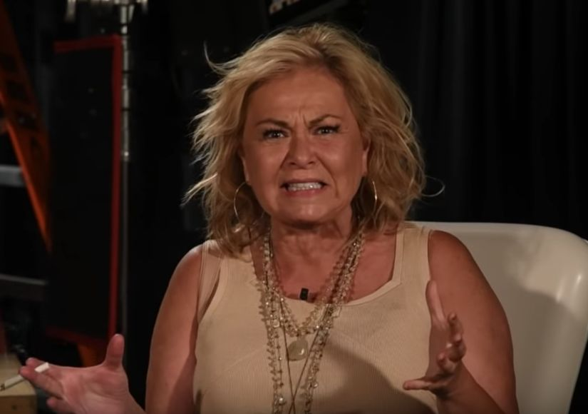 Roseanne Barr's Wild Outburst on YouTube as She Tries to Explain…