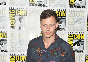 Bill Skarsgård Teases Stephen King Project 'Castle Rock' — What to…