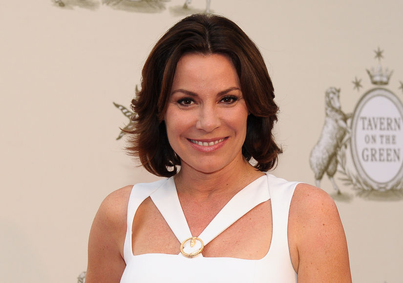 Luann de Lesseps Shares a Message from Rehab
