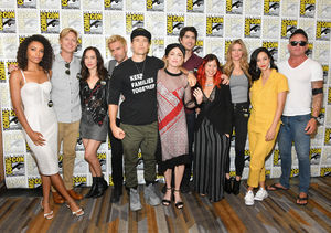 'Legends of Tomorrow' Cast Dishes on Season 4 at Comic-Con 2018,…