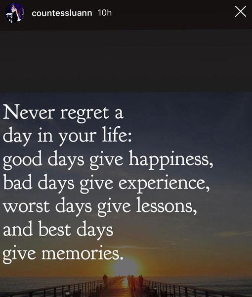 Luann-de-Lesseps-No-Regrets-Rehab-Instagram