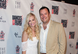 Wedding Pics! Beth Behrs Marries Michael Gladis
