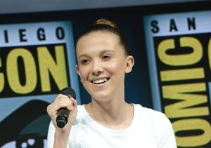 Millie Bobby Brown Spills on Her Role in 'Godzilla: King of the Monsters'