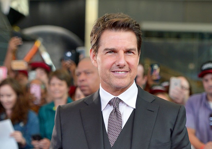 Tom Cruise Talks 'M:I6,' 'Top Gun 2,' and Teases Tuesday's Wild 'Late Late Show'