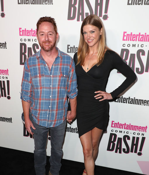 'The Orville' Co-Stars Adrianne Palicki & Scott Grimes Call Off Divorce