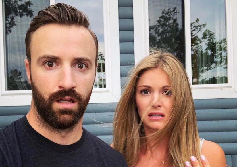 'DWTS' Runner-Up James Hinchcliffe Pops the Question to High School Sweetheart!