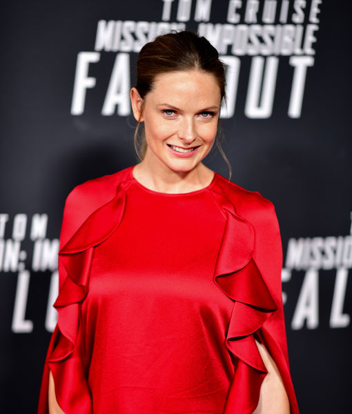 Rebecca Ferguson on Her Pregnancy Struggles on 'Mission: Impossible –…