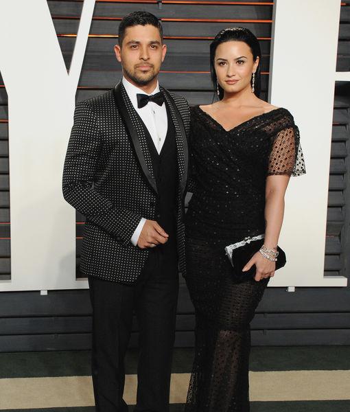 Demi Lovato's Ex-BF Wilmer Valderrama Shocked & Heartbroken by Her Overdose