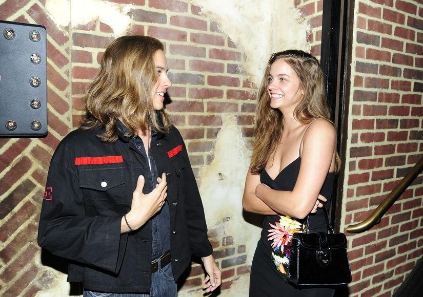 Dylan Sprouse & Barbara Palvin Spark Romance Rumors