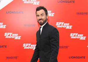 Justin Theroux Dishes on Bromance with 'Queer Eye' Cast