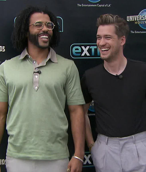 Daveed Diggs Reacts to Buzzworthy 'Blindspotting'