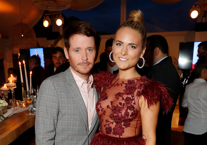 Kevin Connolly & Francesca Dutton Split