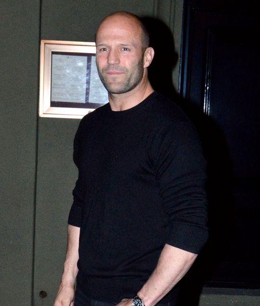 Jason Statham Gushes Over Son Jack, Talks Shark Movie 'The Meg'