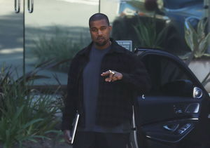 Kanye West's Dad Diagnosed with Prostate Cancer