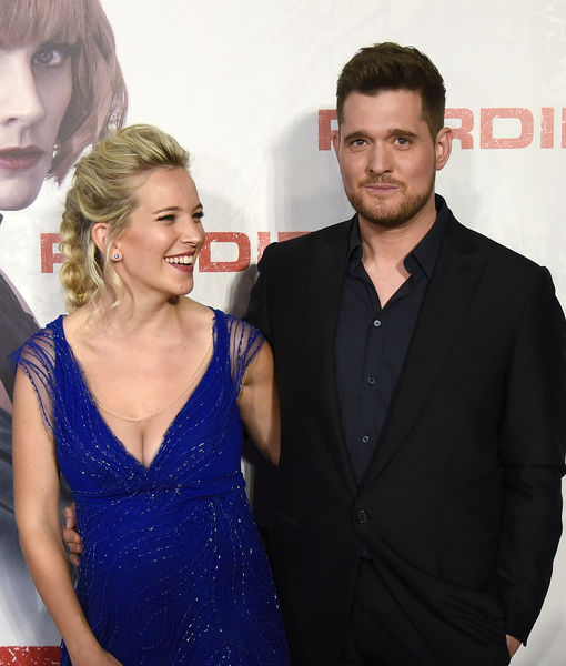 Michael Bublé's Baby Girl's Name Finally Revealed!