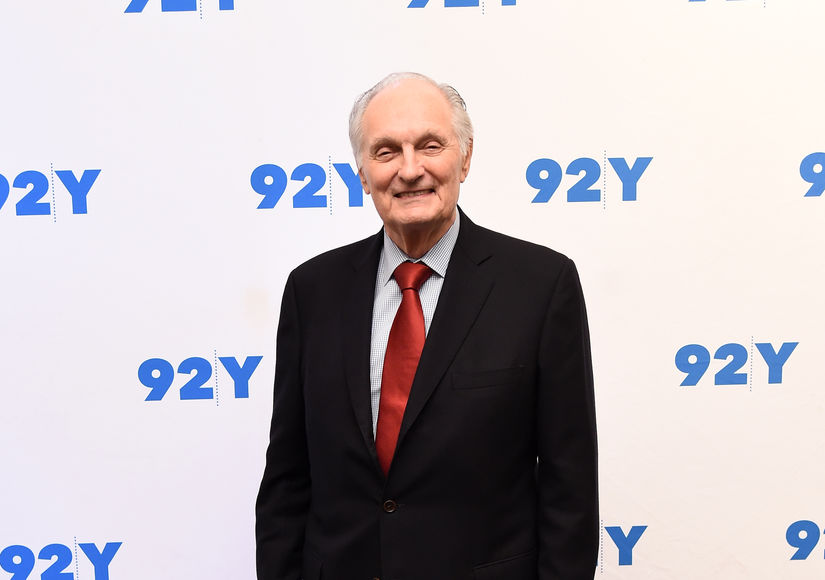 Alan Alda Reveals Secret Battle with Parkinson's Disease