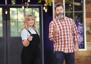 LOL! What to Expect from Amy Poehler & Nick Offerman on 'Making It'